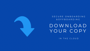 Download paper secure onboarding in the cloud